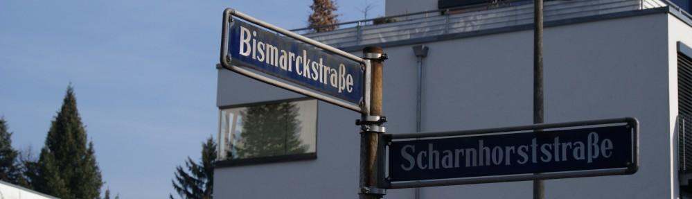 Projekt Bismarckstrassen